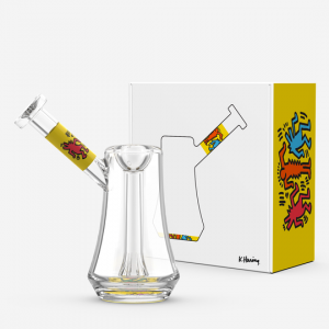 K. Haring Bubbler Yellow