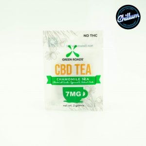 Green Roads: CBD Chamomile Tea