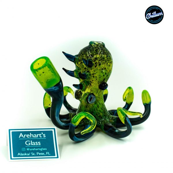 Arehart's Glass Slimy Octopus Rig