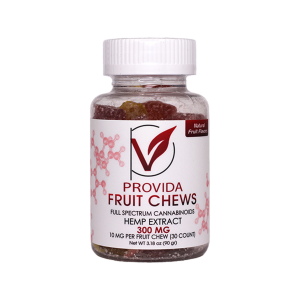 PROVIDA FRUIT CHEWS 300 MG