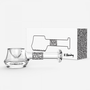 K.Haring Spoon Black and White