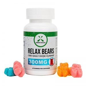 Green Roads Relax CBD Gummies 300mg